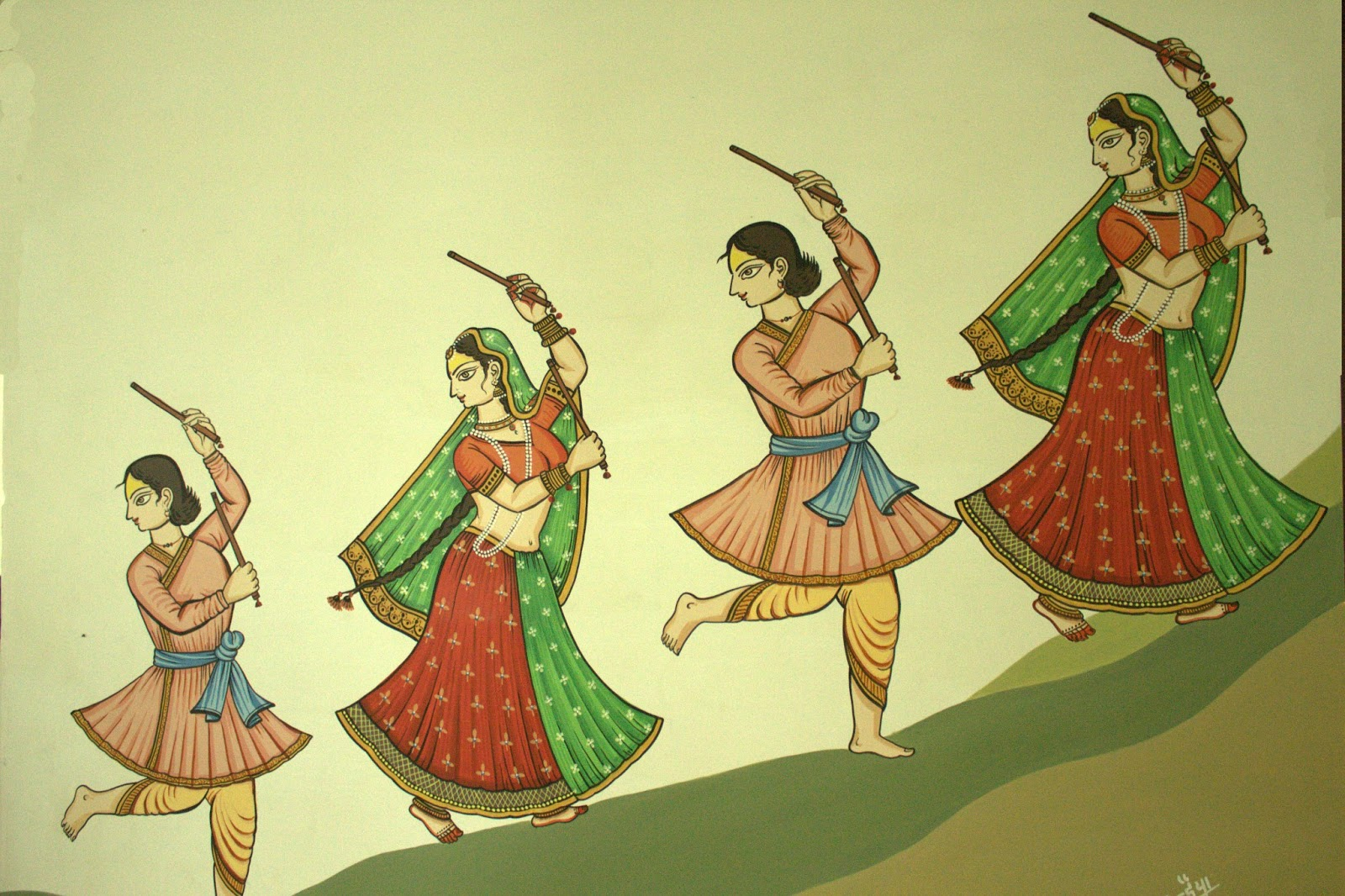 Mural paintings in kottayam facts n 39 frames movies for Mural painting designs