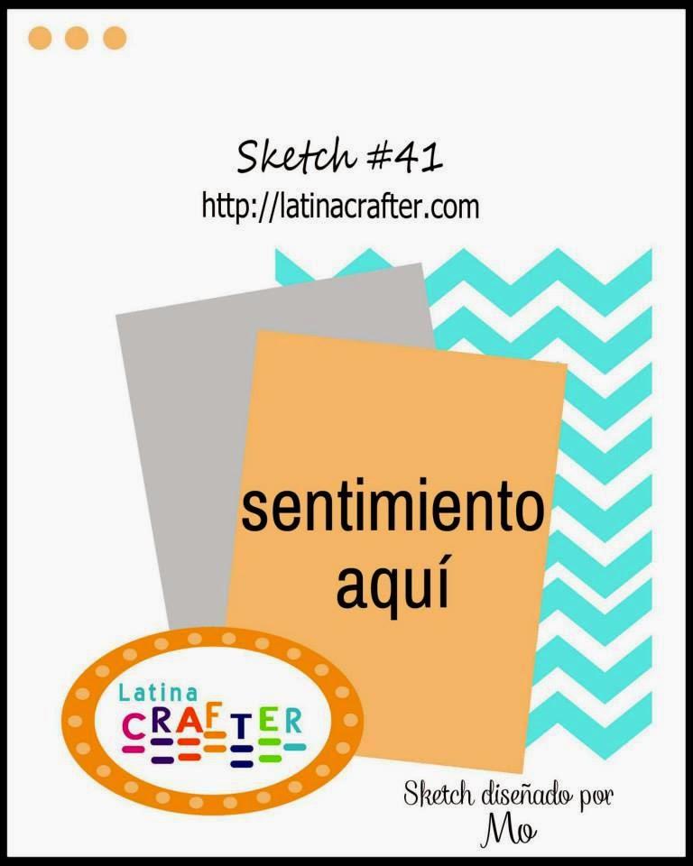 Reto de Noviembre Latina Crafter