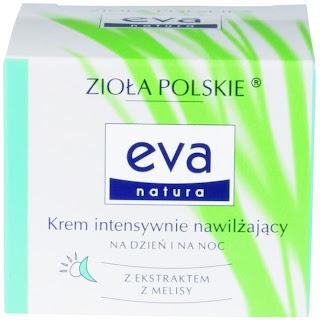 Pollena-Ewa, Krem intensywnie nawilżający na dzień i na noc z ekstraktem z melisy