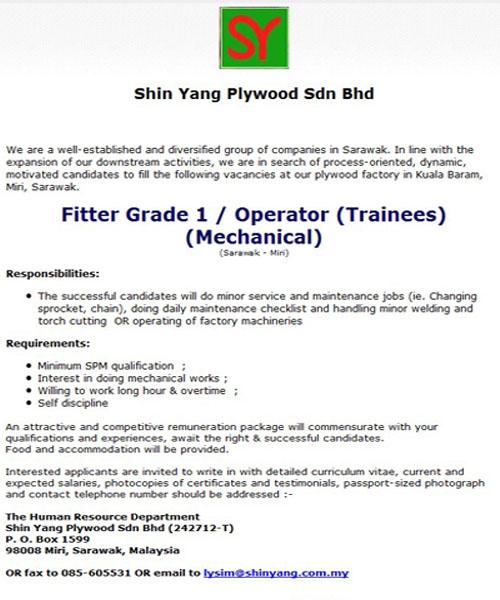 online job search malaysia