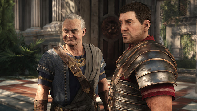 Ryse: Son Of Rome HD Wallpaper