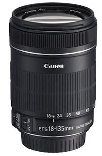 Harga Lensa Canon 18-135mm  baru