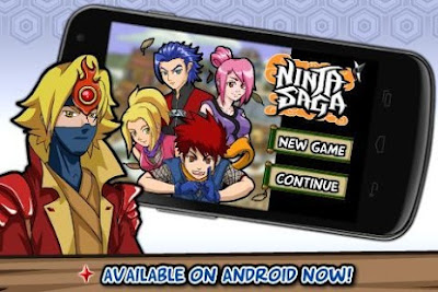 Ninja Saga Mod Apk Unlimited Coins Latest Android