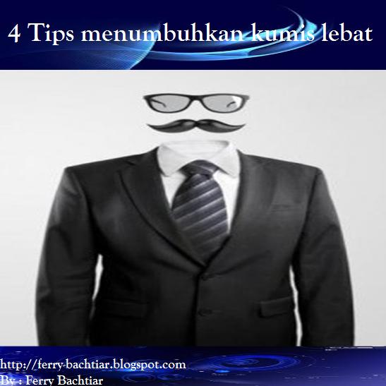 Tips menumbuhkan kumis