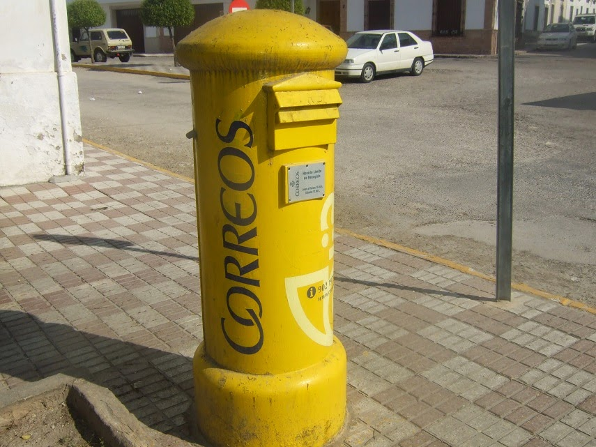Coronel von rohaut correos y no es un chiste de lepe - Buzones de correos madrid ...
