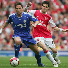 Hasil Arsenal Chelsea 21 April 2012 Semoga Menang Arsenal