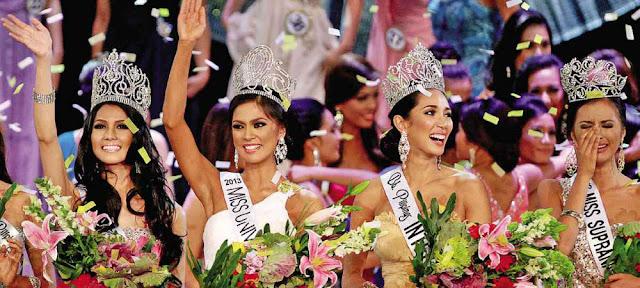 Bb. Pilipinas GOLD 2013 Winners