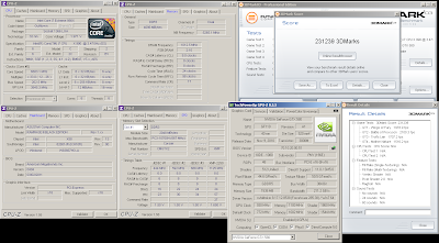 Extreme Overclocking results from Corsair blog picture 3