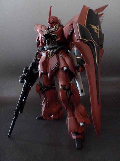 HGUC Gundam Sinanju