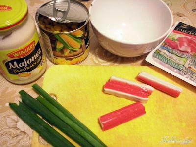Sushi - składniki