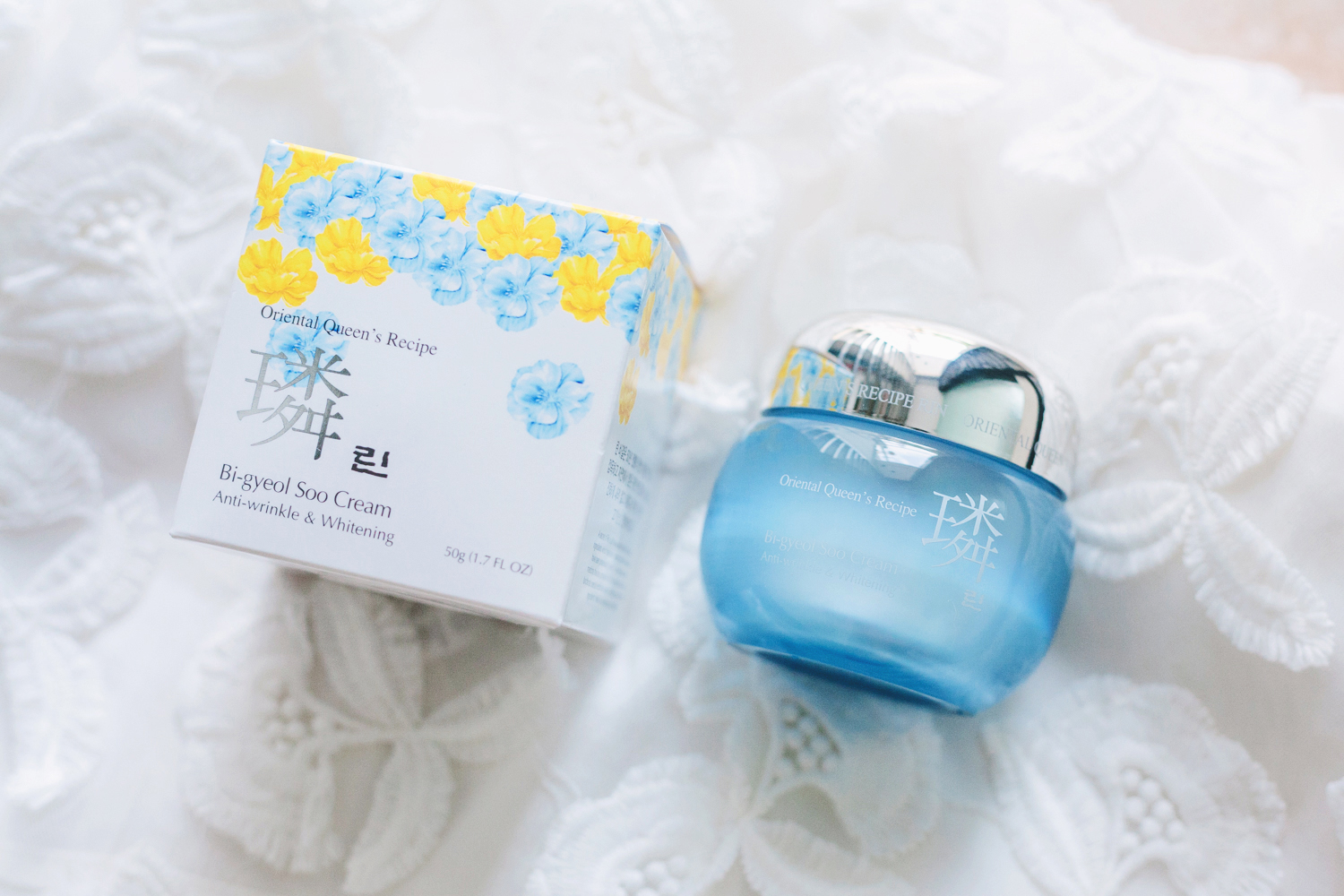 Hansaeng Cosmetics RIN Bi-gyeol Soo Cream | chainyan.co