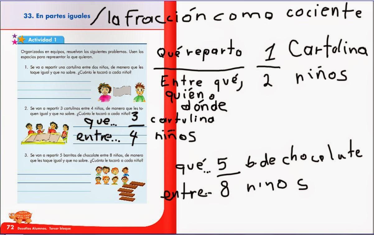 La fracción, sus conceptos... problemas matemáticos y de ensayos: EN ...