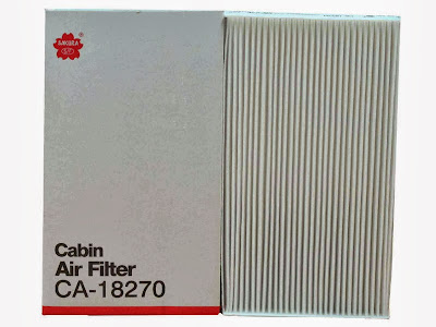 Cabin Air Filter - Filter AC Nissan Juke