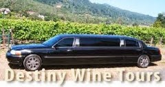 Tour the Napa Wineries in Limousine Style!