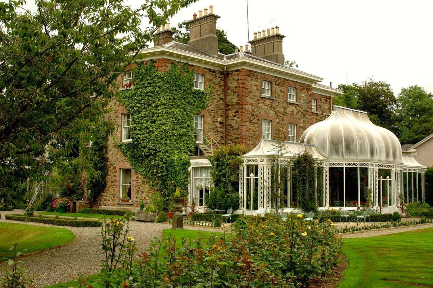 Gorey Ireland  City new picture : Versailles to Victoria: Chateau of the day: Marlfield House