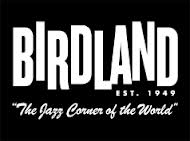 Birdland, the jazz corner of the world
