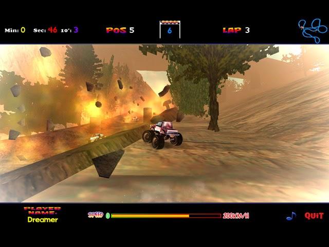 Download 4x4 Dream Race