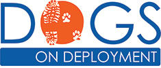 Dogs on Deployment places pets in homes