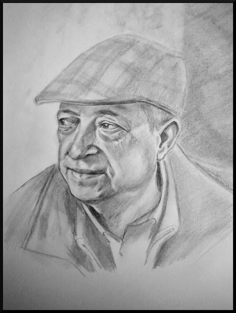 retrato+de+mi+padre - Ceferino Gallego, padre y artista.