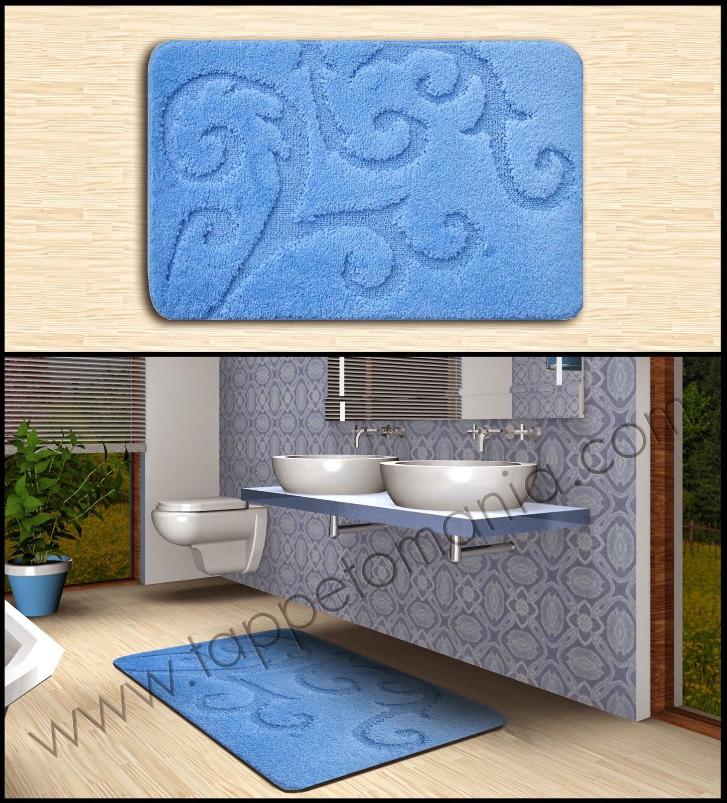 Tappeti bagno moderni prezzi tappeti in bamboo per - Tappeti bagno moderni ...