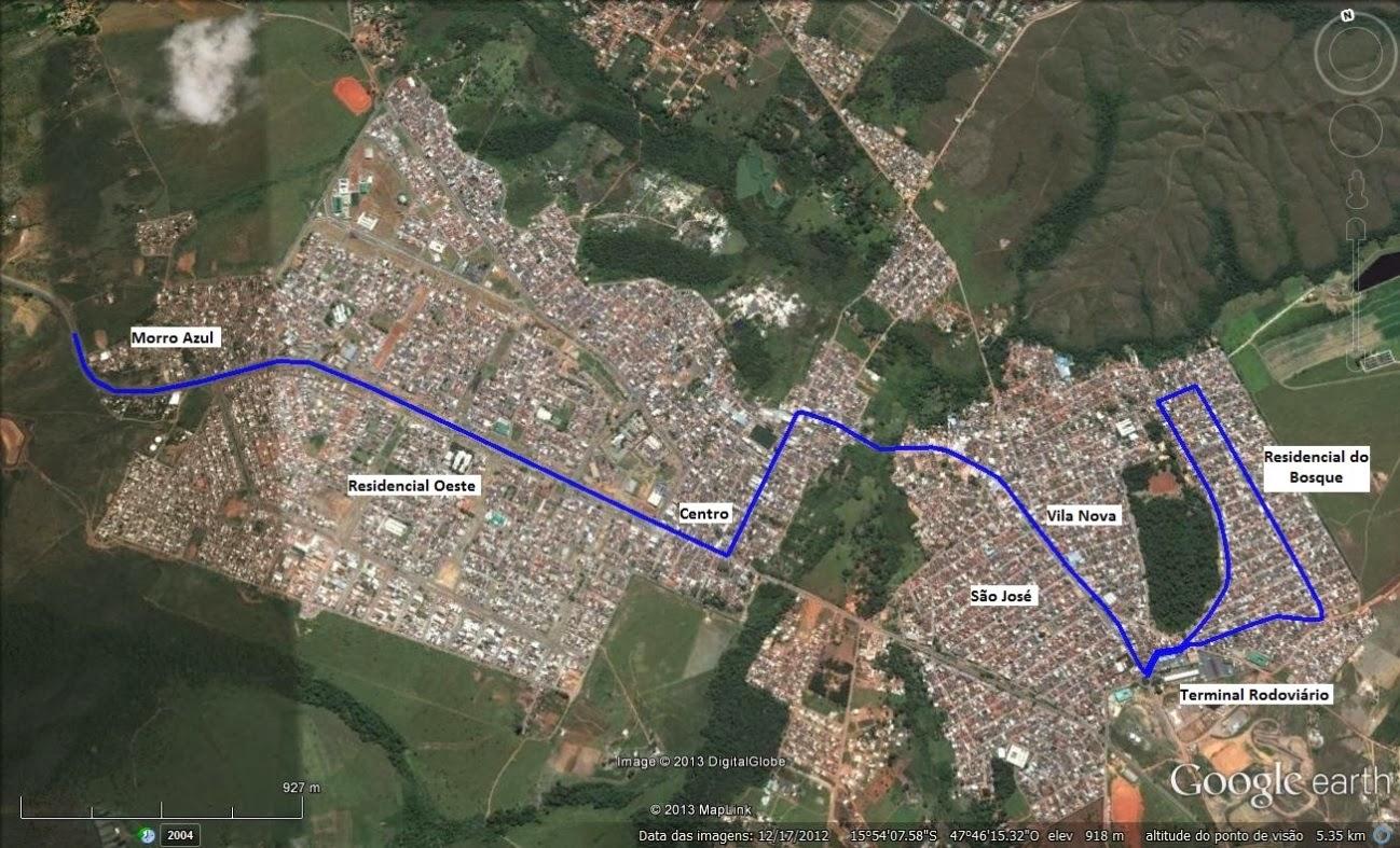 fotos jardim mangueiral:Sugestões para o transporte público em São Sebastião – BLOG MORRO