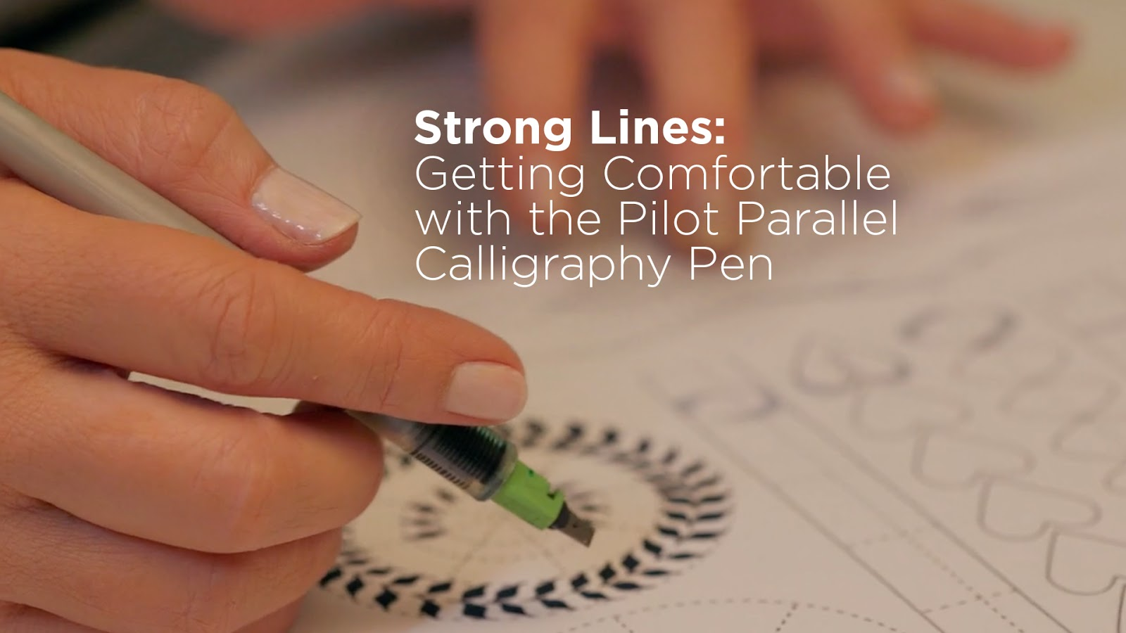 Notes A Calligraphic Journal New Online Introductory