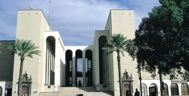 Arquitectura de hermosillo for Universidades en hermosillo