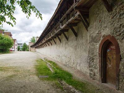 Fortificaciones de Basilea