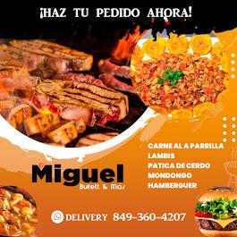 Miguel Buffet & Más