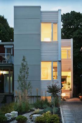 Desain Rumah Minimalis Kontemporer