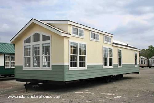 Modelo de casa móvil en oferta en Estados Unidos