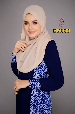 Ayu & Menawan Dengan Blouse Terbaru Damia Seindah Namanya MAsih Mengekalkan Ciri Ciri muslimah