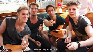 Lawson - Waterfall From The Album : Chapman Square