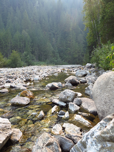Kootenay Pass Creek