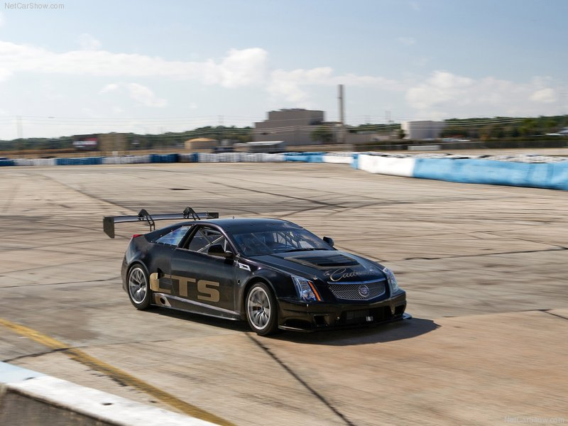 2011 Cadillac CTS-V Coupe Race Car   The Car Club