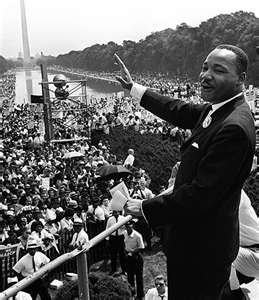 comparing aristotle and martin luther king jr By understanding the aristotle's three elements of persuasive speech—the  ancient  explain the difference between ethos, pathos and logos explain how   a speech memorable and martin luther king, jr, was a master at using them  in his.