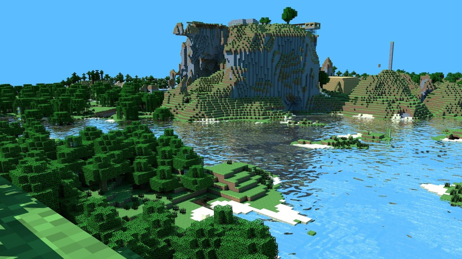 Cool Minecraft Wallpapers HD Wallpaper 1025x635
