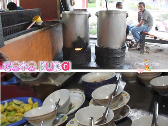 bagaimana rasa makan Coto Kuda di Janeponto *dewiezul.com