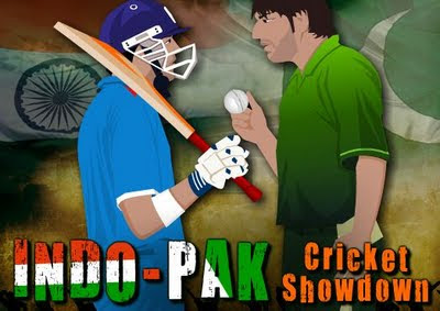 Indo:Pak Cricket Showdown