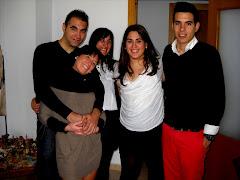 Las personas más importantes de mi vida, las que me enseñaron a no rendirme nunca.