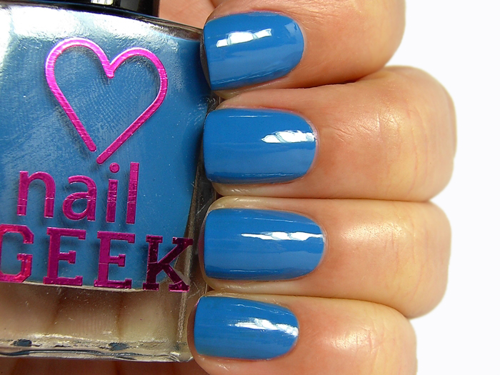 I Heart Makeup Nail Geek - Live Fearless