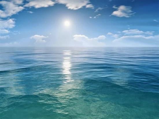 Biển mênh mông