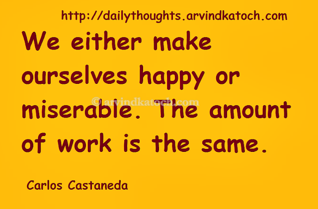 HD, Picture, Image, Happy, Thought, Miserable, Quote