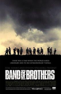 مشاهدة وتحميل من مسلسل عصبة الاخوة Band of brothers Season 01 online الموسم الاول مترجم كامل مشاهده مباشره  MV5BMTI3ODc2ODc0M15BMl5BanBnXkFtZTYwMjgzNjc3._V1_SX214_AL_