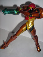 Samus ready for action
