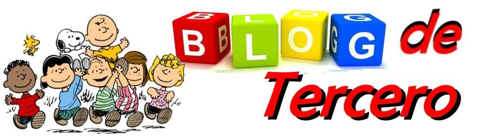 El blog de tercero