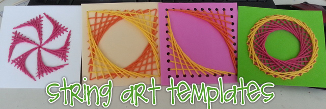 string art templates - Art Templates For Kids