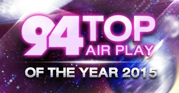 Download [Mp3]-[Top Chart] เพลงที่ถูกเปิดมากที่สุดบนหน้าปัดวิทยุในประเทศไทยแห่งปี 2558 EFM 94 TOP AIR PLAY OF THE YEAR 2015 CBR@320Kbps 4shared By Pleng-mun.com