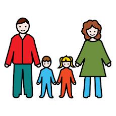 A las familias: