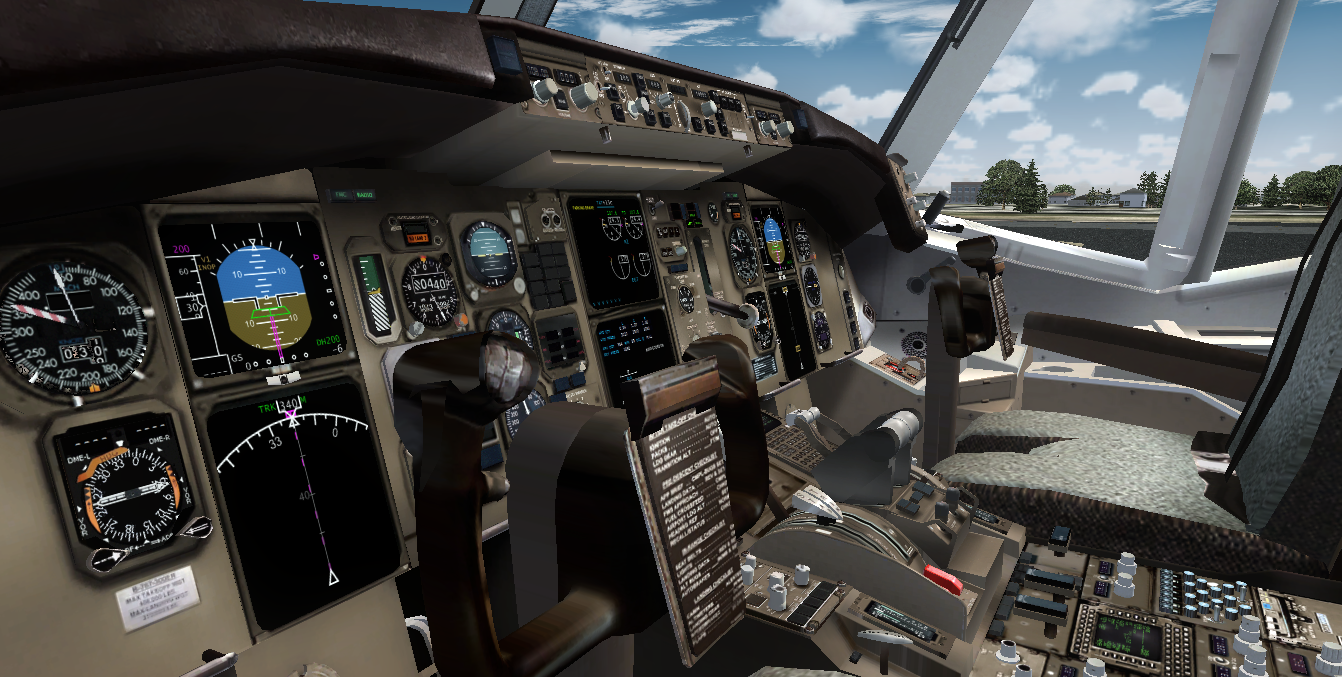 FS2004 - Level-D Boeing 767-300ER - FLIGHT. XTREME. AVIATION.